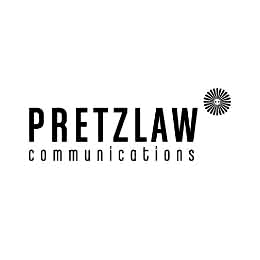 Logo Pretzlaw communications